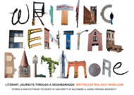 writing central baltimore UB wiki logo