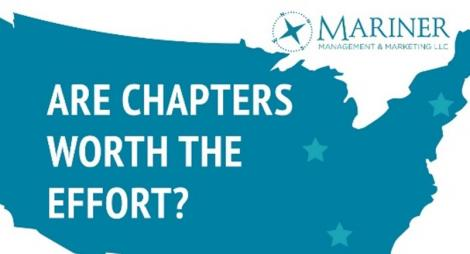 US map with Are chapters worth the effort
