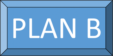 Plan B button
